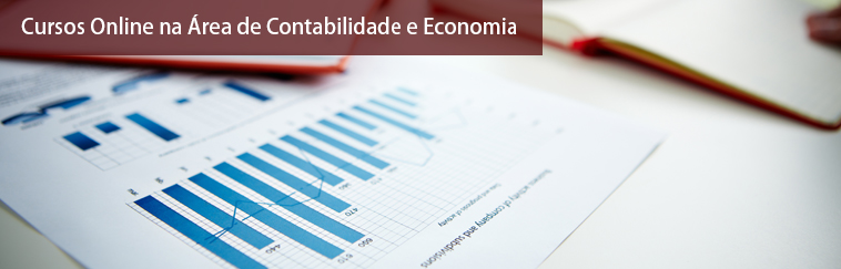 Cursos na �rea de Contabilidade e Economia