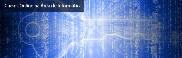 Cursos na �rea de Inform�tica
