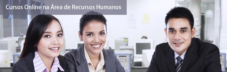 Cursos na �rea de Recursos Humanos
