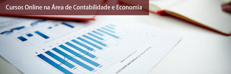 Cursos na Área de Contabilidade e Economia