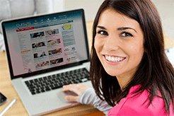 Curso de Inglês Online com temas do seu interesse.